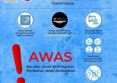 Langkah Pencegahan Covid-19 di Tempat Kerja