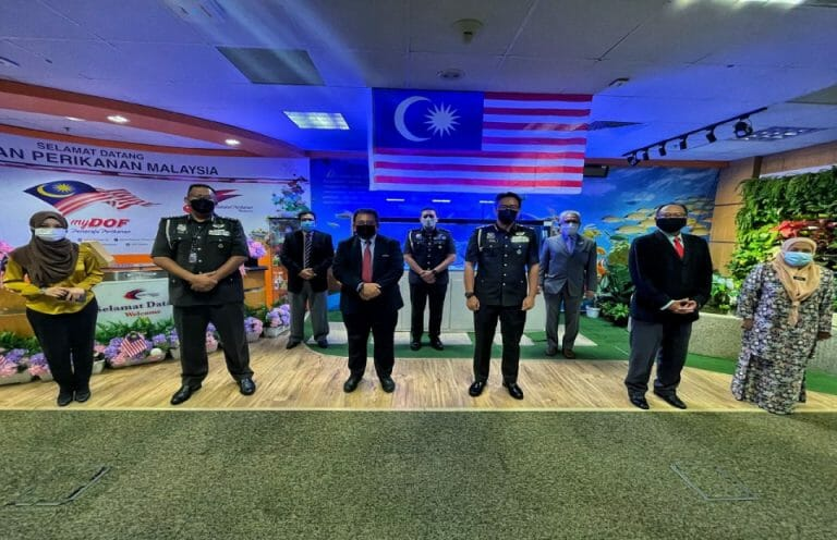 Ketua Pengarah Perikanan Malaysia telah menerima kunjungan hormat daripada Ketua Pengarah Jabatan Perkhidmatan Kuarantin & Pemeriksaan Malaysia (MAQIS), Tuan  Shamsul Akhbar bin Sulaiman.