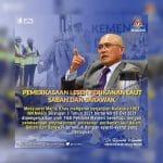 Permekasaan Lesen Perikanan Laut Dalam Sabah dan Sarawak